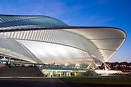 Bahnhof Luettich von Santiago Calatrava :: Railway Station Liege by Santiago Calatrava