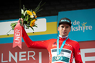Arnaud Corteille Vital Concept king of the mountains winner during stage four of the Tour de Yorkshire from Halifax to Leeds, , United Kingdom on 4 May 2019.