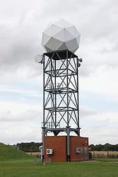 Weather Radar System, Lincolnshire, England