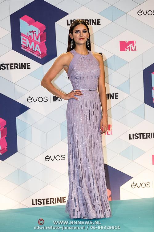 NLD/Rotterdam/20161106 - MTV EMA's 2016, Nina Dobrev