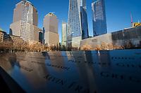9/11 Memorial, World Trade Center