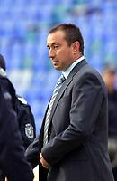 Fotball<br /> Bulgaria<br /> Foto: imago/Digitalsport<br /> NORWAY ONLY<br /> <br /> 25.04.2008  <br /> Trainer Stanimir Stoilov (Levski Sofia)
