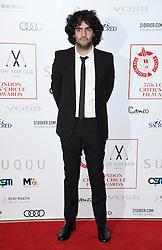 Babak Anvari arriving at the London Film Critics Circle Awards 2017, the May Fair Hotel, London.