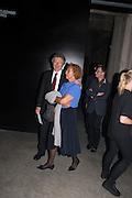 LORD HOLLICK; LADY HOLLICK, The Tanks at Tate Modern, opening. Tate Modern, Bankside, London, 16 July 2012
