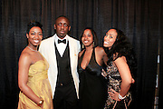 """l to r; Felicia Fletcher, Alize Diamond Awardee, Chaka Zula, Cheryl Talley, Alize Brand Manager and Michele Murray, Alize, Brand Director at The Ludacris Foundation 5th Annual Benefit Dinner & Casino Night sponsored by Alize, held at The Foundry at Puritan Mill in Atlanta, Ga on May 15, 2008.. Chris """"Ludacris"""" Bridges, William Engram and Chaka Zulu were the inspiration for the development of The Ludacris Foundation (TLF). The foundation is based on the principles Ludacris learned at an early age: self-esteem, spirituality, communication, education, leadership, goal setting, physical activity and community service. Officially established in December of 2001, The Ludacris Foundation was created to make a difference in the lives of youth. These men have illustrated their deep-rooted tradition of community service, which has broadened with their celebrity status. The Ludacris Foundation is committed to helping youth help themselves."""