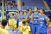 DESCRIZIONE : Biella Trofeo Angelico Raduno Collegiale Nazionale Maschile Amichevole Italia Giordania<br />GIOCATORE : Team Nazionale Italia Uomini<br />SQUADRA : Nazionale Italia Uomini<br />EVENTO : Raduno Collegiale Nazionale Maschile Amichevole Italia Giordania<br />GARA : Italia Giordania<br />DATA : 18/06/2009 <br />CATEGORIA : ritratto<br />SPORT : Pallacanestro <br />AUTORE : Agenzia Ciamillo-Castoria/G.Ciamillo<br />Galleria : Fip Nazionali 2009<br />Fotonotizia :  Biella Trofeo Angelico Raduno Collegiale Nazionale Maschile Amichevole Italia Giordania<br />Predefinita :