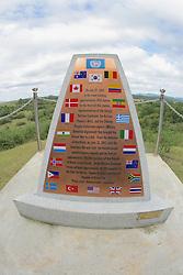 Armistice Agreement Monument, DMZ Tour