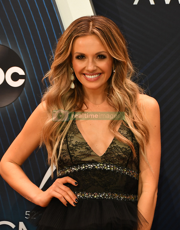 Celebrities arrive at the 52nd Annual CMA Awards at the Bridgestone Arena. 14 Nov 2018 Pictured: Carly Pearce. Photo credit: MBS/MEGA TheMegaAgency.com +1 888 505 6342