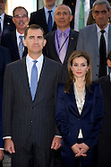 062114 Spanish Royals Meeting with representatives of associations of victims of terrorism