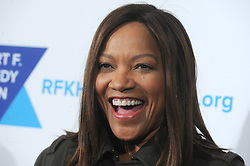 NEW YORK, NY - DECEMBER 16:  Grace Hightower attends the 2014 RFK Ripple Of Hope Gala at New York Hilton on December 16, 2014 in New York City...People:  Grace Hightower. (Credit Image: © SMG via ZUMA Wire)