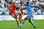 Coventry City v Wycombe Wanderers 131018