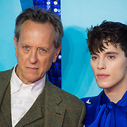Richard E Grant, Max Harwood attended 'Everybody's Talking About Jamie' film premiere at Royal Festival Hall, London, UK. 13 September 2021