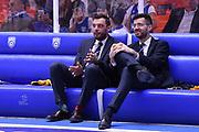 Galbiati Paolo<br /> Happycasa Brindisi - Fiata Torino<br /> Legabasket Serie A 2018-2019<br /> Brindisi , 10/03/2019<br /> Foto Michele Longo/ Ciamillo-Castoria
