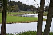 Nederland, Gramsbergen, 6-11-2013De herintroductie van de Zomp, een scheepje waarmee men toeristische tochtjes over de OverijsselseVecht wil maken.Foto: Flip Franssen/Hollandse Hoogte
