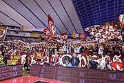 DESCRIZIONE : Campionato 2014/15 Serie A Beko Grissin Bon Reggio Emilia - Umana Reyer Venezia Semifinale Playoff Gara1<br /> GIOCATORE : Panthers Venezia<br /> CATEGORIA : Ultras Tifosi Spettatori Pubblico Ritratto Esultanza Postgame<br /> SQUADRA : Umana Reyer Venezia<br /> EVENTO : LegaBasket Serie A Beko 2014/2015<br /> GARA : Grissin Bon Reggio Emilia - Umana Reyer Venezia Semifinale Playoff Gara1<br /> DATA : 30/05/2015<br /> SPORT : Pallacanestro <br /> AUTORE : Agenzia Ciamillo-Castoria/R.Morgano