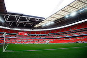 Wembley Stadium during the FIFA World Cup Qualifier match between England and Malta at Wembley Stadium, London, England on 8 October 2016. Photo by Andy Walter.