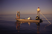 Flatboat Fly Fishing, Islamorada, Florida Keys, USA<br />