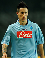 Fotball<br /> Italia<br /> Foto: Inside/Digitalsport<br /> NORWAY ONLY<br /> <br /> Marek Hamsik (Napoli) <br /> <br /> 31.10.2009<br /> Juventus v Napoli