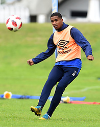 Cape Town-180801-Cape Town City player  at training session at Hartleyvale Stadium, ahead of their opening game of the 2018/2019 PSL season against Supersport United at Cape Town Stadium on saturday.Photograph:Phando Jikelo/African News Agency/ANA