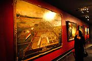 Rijksmuseum Amsterdam  National MUseum Amsterdam-<br /> Titel/Title:De factorij van de Verenigde Oostindische Compagnie te Hougly in Bengalen<br /> Jaartal/Year:1665<br /> Kunstenaar/Painter: Hendrik van Schuylenburgh <br /> Techniek:Olieverf op doek<br /> Afmetingen/Size:203 x 316 cm