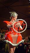 World of WearableArt, fashion show, Wellington, North Island, New Zealand