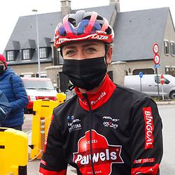 08-05-2021: Wielrennen: GP Eco Struct : Belgie: Denise Betsema