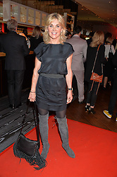 ANTHEA TURNER at a party to celebrate the 21st anniversary of The Roar Group hosted by Jonathan Shalit held at Avenue, 9 St.James's Street, London on 21st September 2015.