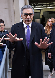 March 16, 2016 - New York City, NY, USA - Eugene Levy from the TV show 'Schitt's Creek' made an appearance at AOL on March 16 2016 in New York City  (Credit Image: © Curtis Means/Ace Pictures via ZUMA Press)