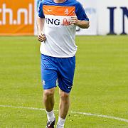 AUS/Seefeld/20100530 - Training NL Elftal WK 2010, Andre Ooijer