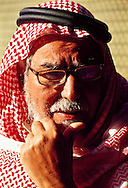 Sheikh Nasser bin Saleh Alerq of Al-Murrah tribe, Saudi Arabia