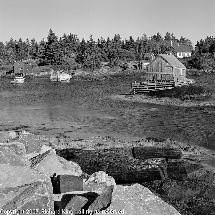 Fish Shanty, Blue Rocks
