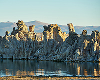 Mono Lake, South Tufa Area. Image taken with a Nikon D3 camera and 200 mm f/2 lens (ISO 200, 200mm, f/4, 1/500