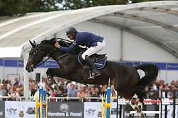 Clarys Bart, BEL, Joie De Toulon<br /> Final Belgium Championships<br /> Zangersheide FEI World Cup Breeding Jumping<br /> <br /> 15/09/18