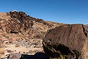 Little Petroglyph Canyon, Kern County, California