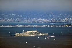 Alcatraz In S F Bay