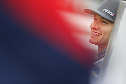 May 19, 2018 - Indianapolis, Indiana, United States of America - JOSEF NEWGARDEN (1) of the United States hangs out on pit road during morning practice prior to ''Bump Day'' for the Indianapolis 500 at the Indianapolis Motor Speedway in Indianapolis, Indiana. (Credit Image: © Chris Owens Asp Inc/ASP via ZUMA Wire)