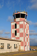 Control Tower at Tustin MCAS
