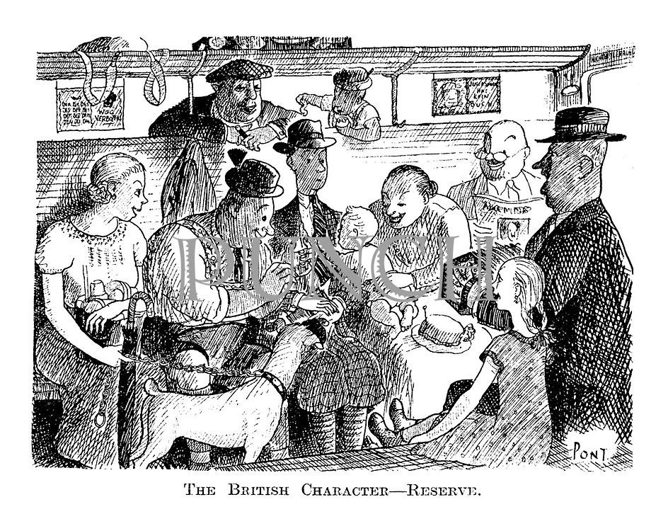 The British Character - Reserve.