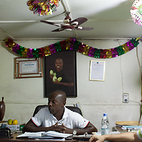 CAMAYE is a Fairtrade-certified coop that produces cocoa. It is based in Abengourou in Ivory Coast. The coop membership doubled from 900 to 1,800 members in 2015. The coop spent its first Fairtrade premium payment last year on buying fertilizer for the members, scholarships for members and their children, and the repair of a village well. Along with four other coops, CAMAYE has recently set up a clinic for farmers, who only have to pay 20% of the cost of the medical consultations and treatment.