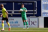 Ben Hinchliffe. Boreham Wood FC 0-3 Stockport County. Vanarama National League. Meadow Park. 24.4.21