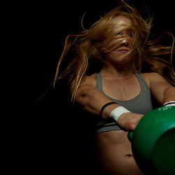 Jaelyn Wolf swings a Kettlebell, Crossfit image, picture, photo, photography of health, elite, exercise, training, workouts, WODs, taken at Progressive Fitness CrossFit,Colorado Springs, Colorado, USA.