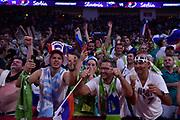 Slovenia tifosi<br /> Eurobasket 2017 - Final Phase - final<br /> Slovenja Serbia Slovenia Serbia<br /> FIBA 2017<br /> Istanbul, 17/09/2017<br /> Foto M.Matta / Ciamillo - Castoria