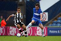 Michael Raynes. Stockport County FC 1-0 Port Vale FC. Johnstones Paint Trophy. Edgeley Park. 2.9.08