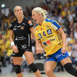 HBALL: 25-9-2016 - Nykøbing F. Håndboldklub - København Håndbold - Primo Tours Dameligaen