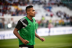 October 20, 2018 - Turin, Piedmont, Italy - Alex Sandro of Juventus during the Serie A match between Juventus and Genoa at the Allianz Stadium, the final score was 1-1 in Turin, Italy on 20 October 2018. (Credit Image: © Alberto Gandolfo/Pacific Press via ZUMA Wire)