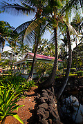 King Kalakaua Summer Cottage, Kahaluu Bay, Kailua-Kona, Island of Hawaii