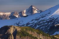 Mount Blum, North Cascades Washington