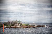 Bush Compound Kennebunkport, Maine