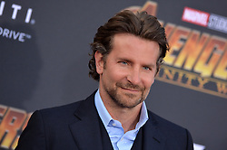 Bradley Cooper attends the World Premiere of Avengers: Infinity War on April 23, 2018 in Los Angeles, California. Photo by Lionel Hahn/ABACAPRESS.COM