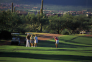 Desert golfing at its finest: Ventana Canyon Golf and Racquet Club, Tucson, Arizona